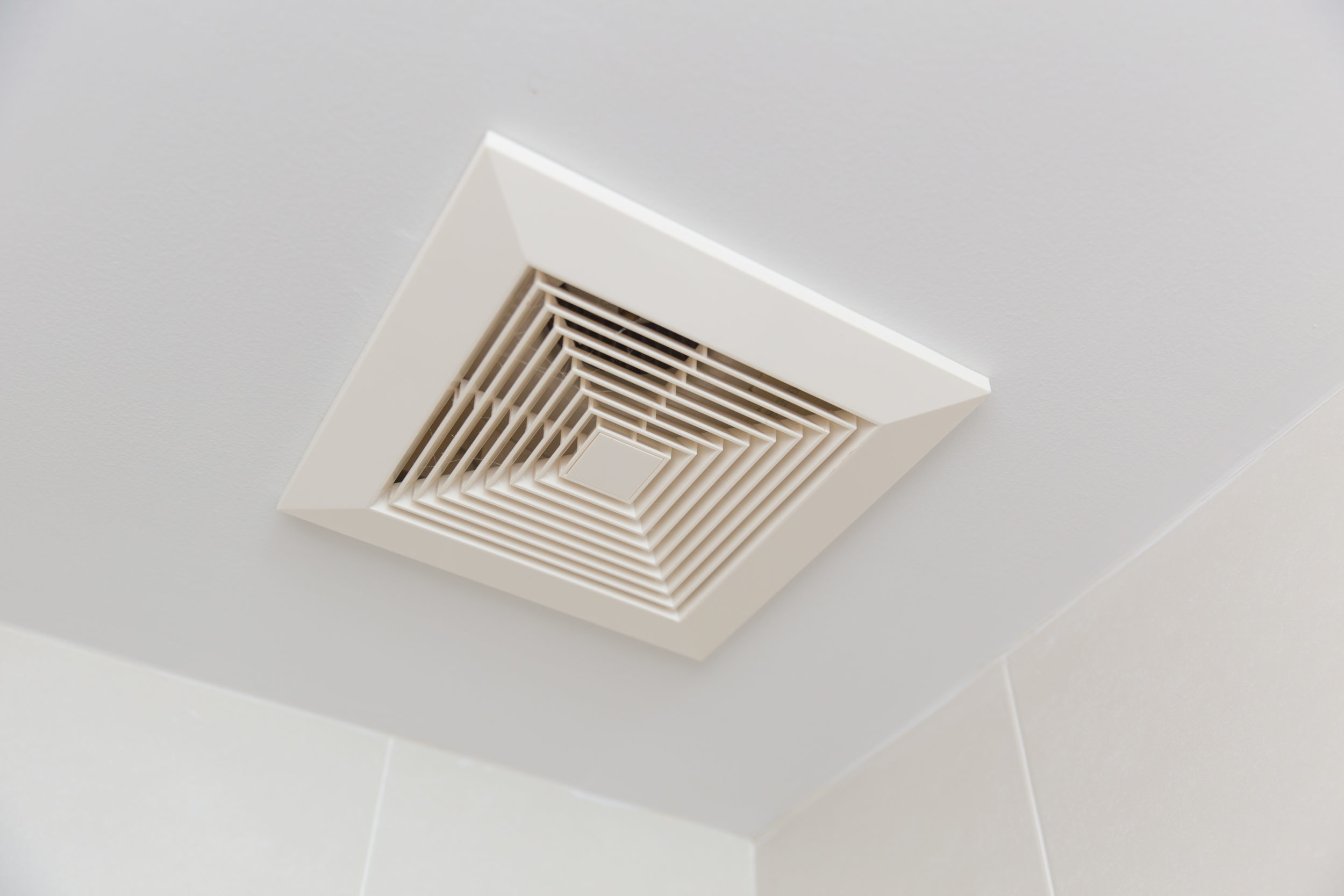 Ducted Air Conditioner Vent