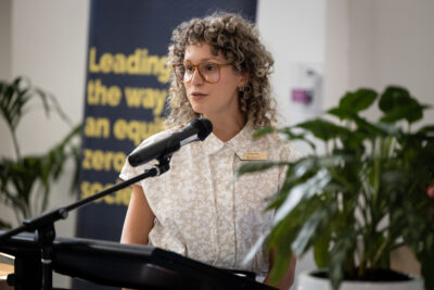 Mike Hill Fellowship Launch - Daisy Day